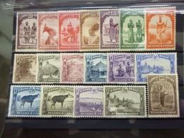 BELGISCH CONGO 168/183 XX ( COB ) COTE : 24 EURO ( C ) - 1923-44: Mint/hinged