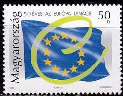 Ungarn,  1999, 4542,  MNH **, 50 Jahre Europarat. - Ongebruikt