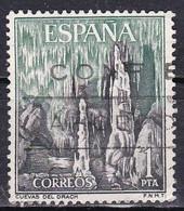 Spagna, 1964 - 1p Dragon Caves - Nr.1207 Usato° - 1931-Aujourd'hui: II. République - ....Juan Carlos I