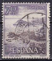Spagna, 1964 - 70c Costa Brava - Nr.1203 Usato° - 1931-Aujourd'hui: II. République - ....Juan Carlos I