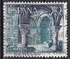 Spagna, 1964 - 70c Crypt Of San Isidro - Nr.1202 Usato° - 1931-Aujourd'hui: II. République - ....Juan Carlos I