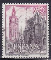 Spagna, 1964 - 80c Torre De Oro - Nr.1357 Usato° - 1931-Aujourd'hui: II. République - ....Juan Carlos I