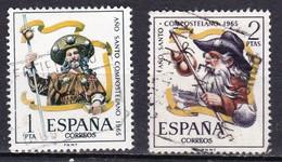 Spagna, 1965 - Pilgrim - Nr.1310/1311 Usato° - 1931-Aujourd'hui: II. République - ....Juan Carlos I