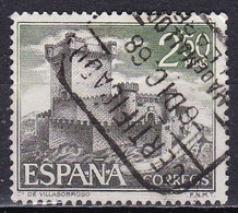 Spagna, 1968 - 2,50p  Villasobroso - Nr.1541 Usato° - 1931-Aujourd'hui: II. République - ....Juan Carlos I
