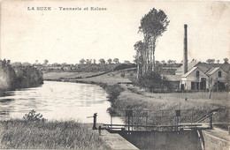 72 La Suze Tannerie Et écluse - La Suze Sur Sarthe