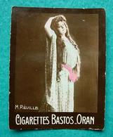 IMAGE CIGARETTES BASTOS ORAN - M. Réville - Autres Marques