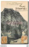 CPA Les Alpes Vallee Du Queyras Chateau Queyras Le Font En Aval Du Guil - Rhône-Alpes