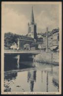 CPA - (19) Tulle - Pont De La Bascule Et La Cathédrale - Tulle
