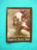 IMAGE CIGARETTES BASTOS ORAN - Calvat - Autres Marques