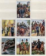 XRH+ Waldorf-Astoria Zigarettenbilder. Das Reichsheer Und Seine Tradition. Bild 309-15 GH - Autres Marques