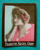 IMAGE CIGARETTES BASTOS ORAN - Elsée - Cigarettes