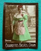 IMAGE CIGARETTES BASTOS ORAN - Yahne - Autres Marques