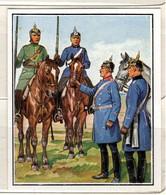 XRH+ Waldorf-Astoria Zigarettenbilder. Das Reichsheer Und Seine Tradition. Bild 326 Alte Armee GH - Autres Marques