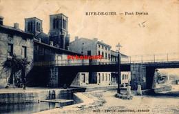 Rive-de-Gier - Pont Dorian - 1917 - Rare !!! - Rive De Gier