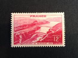 FRANCE - Barrage De Génissiat Ain - 1948 - N° 817 - Neuf** - Neufs