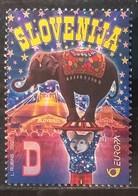 Slovenia 2002 - Europa - MNH As Scan - SCARCE!!! - Yvert 368 - Slovenia