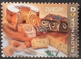 Slovenia 2005 - Europa - MNH As Scan - Yvert 469 - Slovenia
