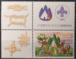 Slovenia 2007 - Europa - MNH As Scan -FACE VALUE!!! - Yvert 587 - Slovenia