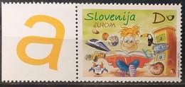 Slovenia 2010 - Europa - MNH As Scan - FACE VALUE!!! - Yvert 703/04 - Slovenia
