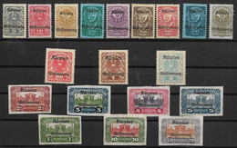 CARINTHIA, AUSTRIA 1920 PLEBISCITE MH - Levant Autrichien