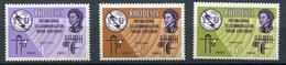 Rhodesia (1965) - Centenario Dell'Unione Internazionale Delle Telecomunicazioni ** - Rhodesië (1964-1980)