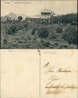 Yap   Ponape Karolinen Deutsche Kolonien Mikronesien Haus Bezirks Amtmann 1908 - Ohne Zuordnung