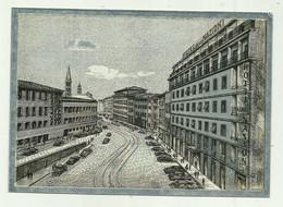 FIRENZE - HOTEL DELLE NAZIONI - NV   FG - Firenze