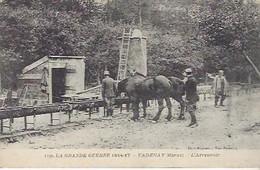 51 VADENAY  ABREUVOIR  GUERRE 1914 1918 - Guerra 1914-18
