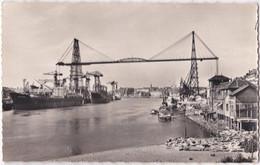 44. Pf. NANTES. Le Pont Transbordeur. 1909 - Nantes