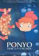 MIYAZAKI : Cartelette Bd Pour PONYO SUR LA FALAISE - Ansichtskarten