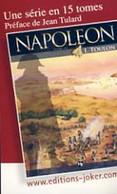 OSI : Cartelette Bd Pour L'album NAPOLEON - Ansichtskarten