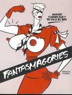 THOMAS : Cartelette Bd Pour Librairie FANTASMAGORIES - Ansichtskarten