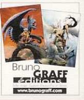TOTA XAVIER : Cartelette Bd Pour Editions GRAFF - Ansichtskarten