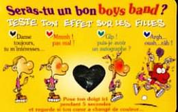 ZEP : Cartelette Bd Pour BOYS BAND - Ansichtskarten