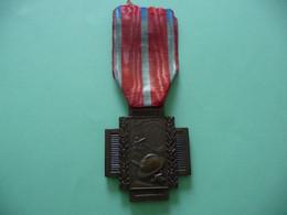 Croix Du Feu Belge De 1914 1918 - Bélgica