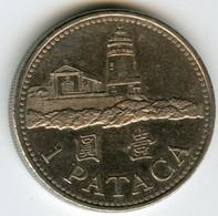 Macao Macau 1 Pataca 1998 KM 57 - Macao