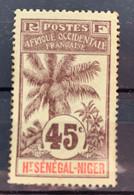 1906  Y Et T 12* - Unused Stamps