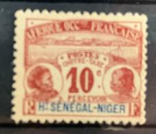 1906 Y Et T  T2   Sans Gomme - Unused Stamps