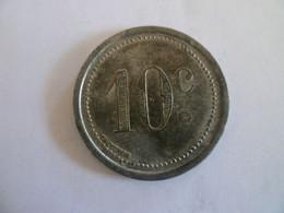 Elbeuf 10 Centimes 1921 - Monetary / Of Necessity