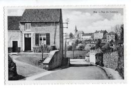 CPA Leon Hautenne - Village De Pry - Rue Du Tombois. - Walcourt