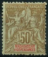 Madagascar (1900) N 47 * (charniere) - Non Classés