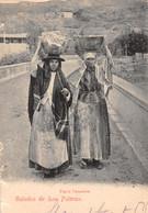 R445134 Saludos De Las Palmas. Tipos Canarios - Ansichtskarten