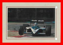 CPSM/gf SPORT Automobile.  Dereck WARWICK Sur Brabham...L046 - Grand Prix / F1