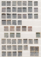 Nepal: 1881-2002, Comprehensive Collection Of Mint And Used Stamps In A Big Stock-book, Starting Wit - Nepal