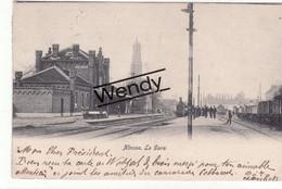 Ninove (la Gare Met Trein) - Ninove