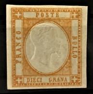 NAPLES 1861 - MLH - Sc# 25 - 10g - Naples