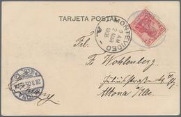 Deutsche Schiffspost Im Ausland - Seepost: 1893/1939, Vielseitige Partie Von Ca. 108 Seepost-Belegen - Allemagne