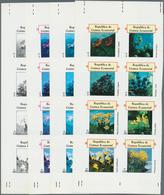 Thematik: Flora, Botanik / Flora, Botany, Bloom: 1980/2011 (ca.), Assortment Of 119 Positions Incl. - Other