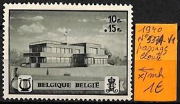 NB - [831669]TB//*/Mh-Belgique 1940 - N° 537-V1, Passage Clouté - Belgium