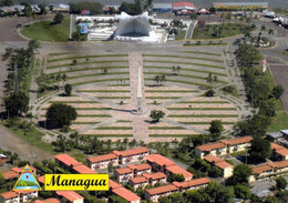 1 AK Nicaragua * Ansicht Der Hauptstadt Managua * - Nicaragua